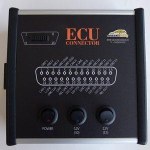 Conector ECU Soluciones Airbag